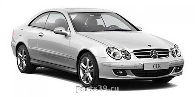 Mercedes-Benz CLK-Класс W208/A208 [рестайлинг]