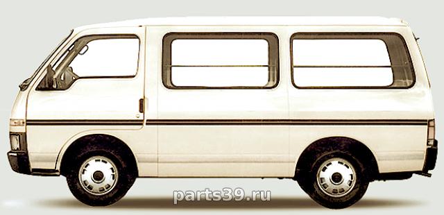 Isuzu Midi 1 поколение