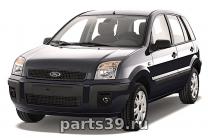 Ford Fusion 1 поколение [рестайлинг]