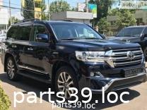 Toyota Land Cruiser J200 [2-й рестайлинг]