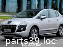 Peugeot 3008 1 поколение