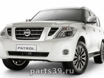 Nissan Patrol Y62 [рестайлинг]